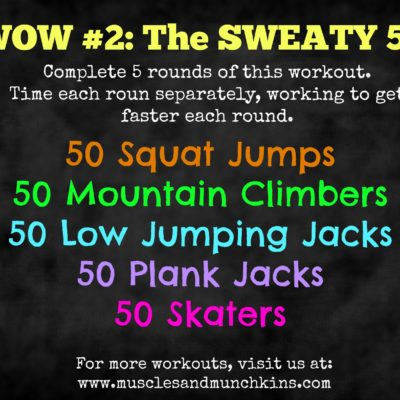 Workout Of the Week #2 (WOW)