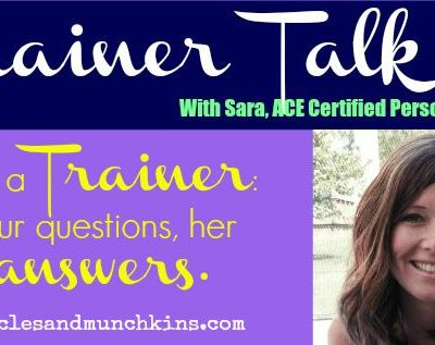 Trainer Talk: Q & A with Sara, ACE CPT