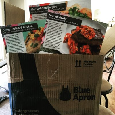 My Blue Apron Review