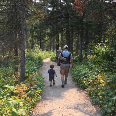 Hiking with Your Kids: Patience & Practice