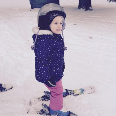 Tips & Tricks for Skiing With Your Kids