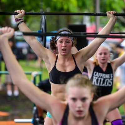 Meet Sydney: The Crossfit Teen