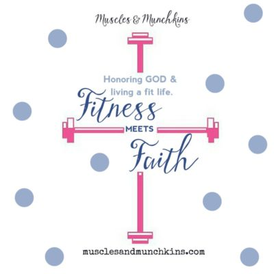 Fitness Meets Faith: The Correlation