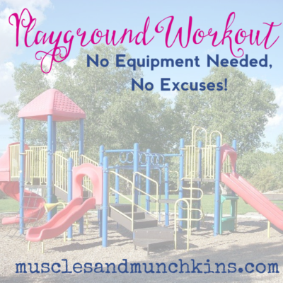 Summer Playground Workout