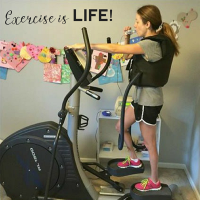 Exercise IS LIFE: Abbie's Story